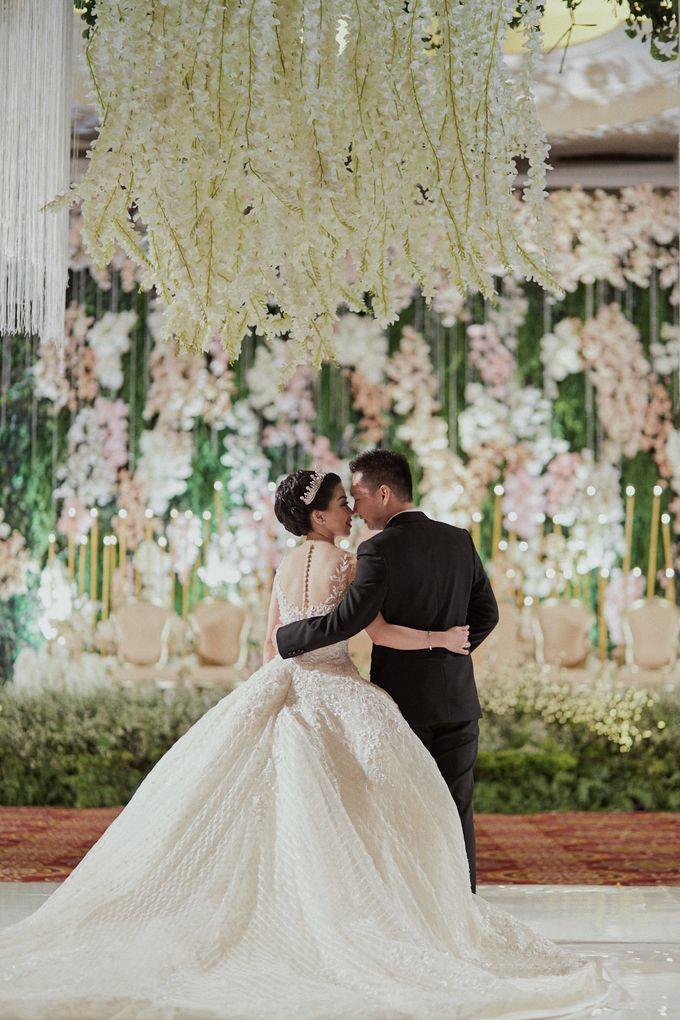 The Wedding of Albert & Cecelia by The Ritz-Carlton Jakarta, Mega Kuningan - 008