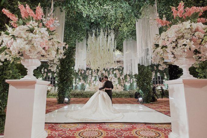 The Wedding of Albert & Cecelia by The Ritz-Carlton Jakarta, Mega Kuningan - 009