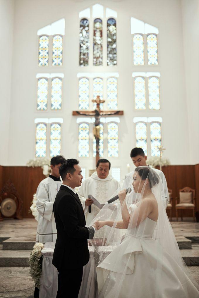 Wedding of Aron & Cyndy by Priscilla Myrna - 006