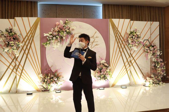 MC Wedding Intimate Hotel Mulia Jakarta - Anthony Stevven by Anthony Stevven - 011