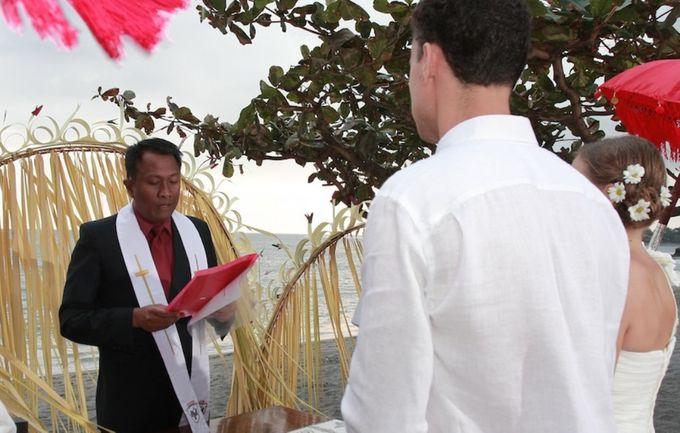 Beach Wedding by lombok wedding planner - 008