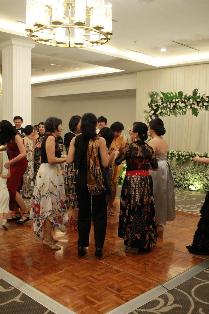 MC Wedding The Tribrata Dharmawangsa Hotel Jakarta - Anthony Stevven by Anthony Stevven - 021