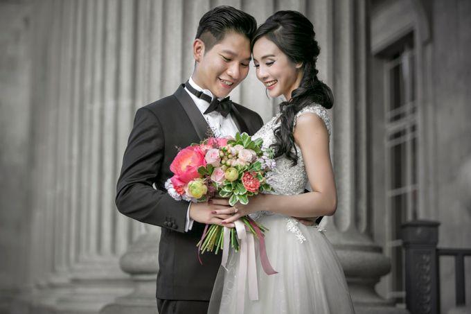 Yen Chi & James by Royal Blooms - 002