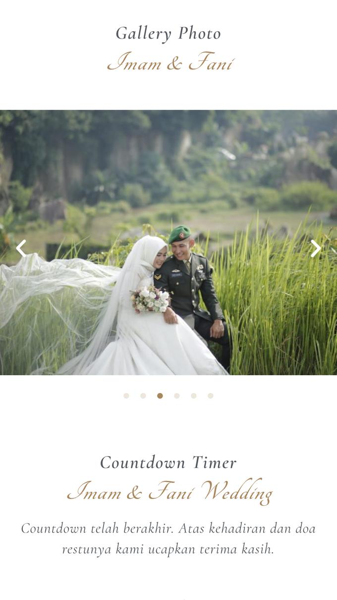 Imam & Fani Wedding - Undangan Online Desain Nala by Acarakami.com - 004