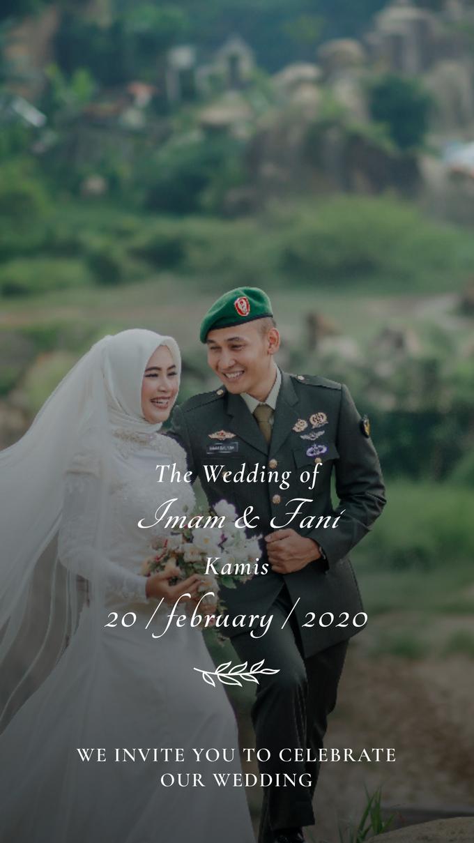 Imam & Fani Wedding - Undangan Online Desain Nala by Acarakami.com - 005