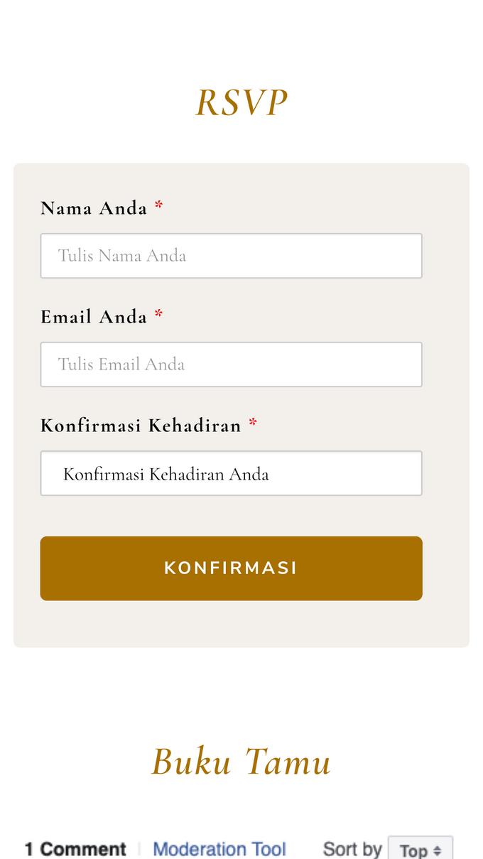 Mepandes Keluarga I Wayan Astawa - Undangan Online Desain Mantra by Acarakami.com - 004