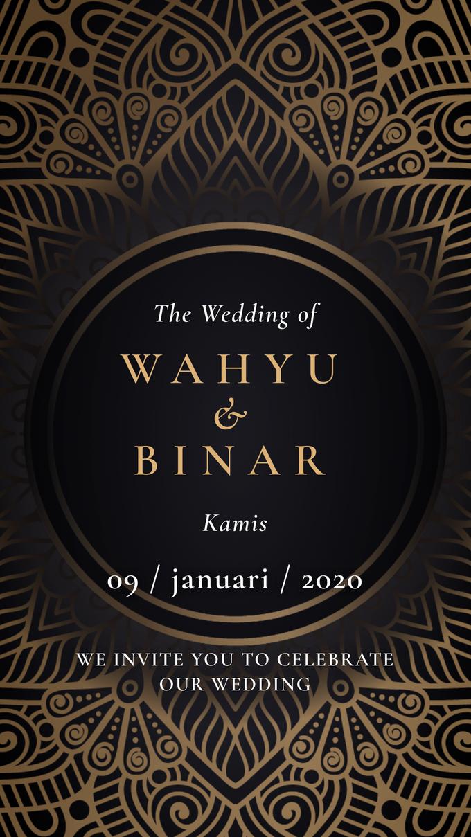 Wahyu & Binar - Undangan Online Desain Mandala by Acarakami.com - 005