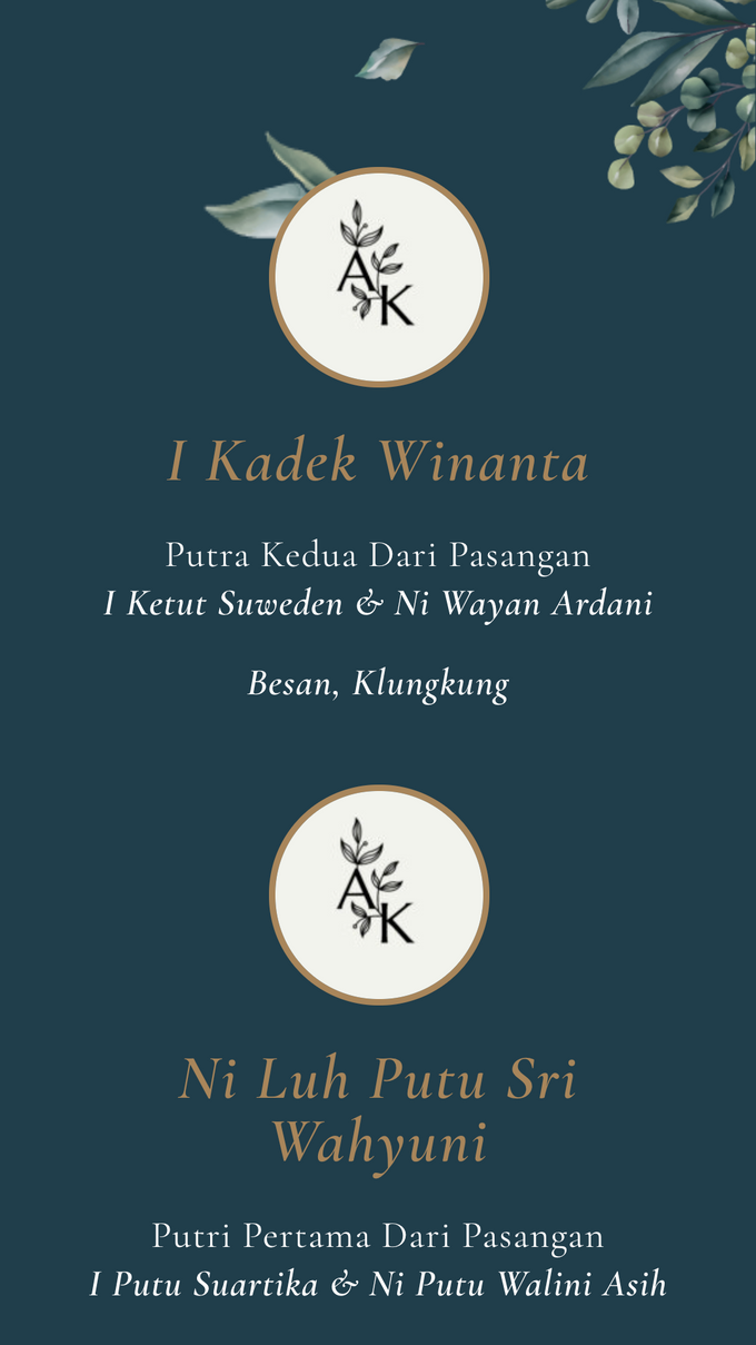 Winanta & Wahyuni Wedding - Undangan Online Desain Asana by Acarakami.com - 004
