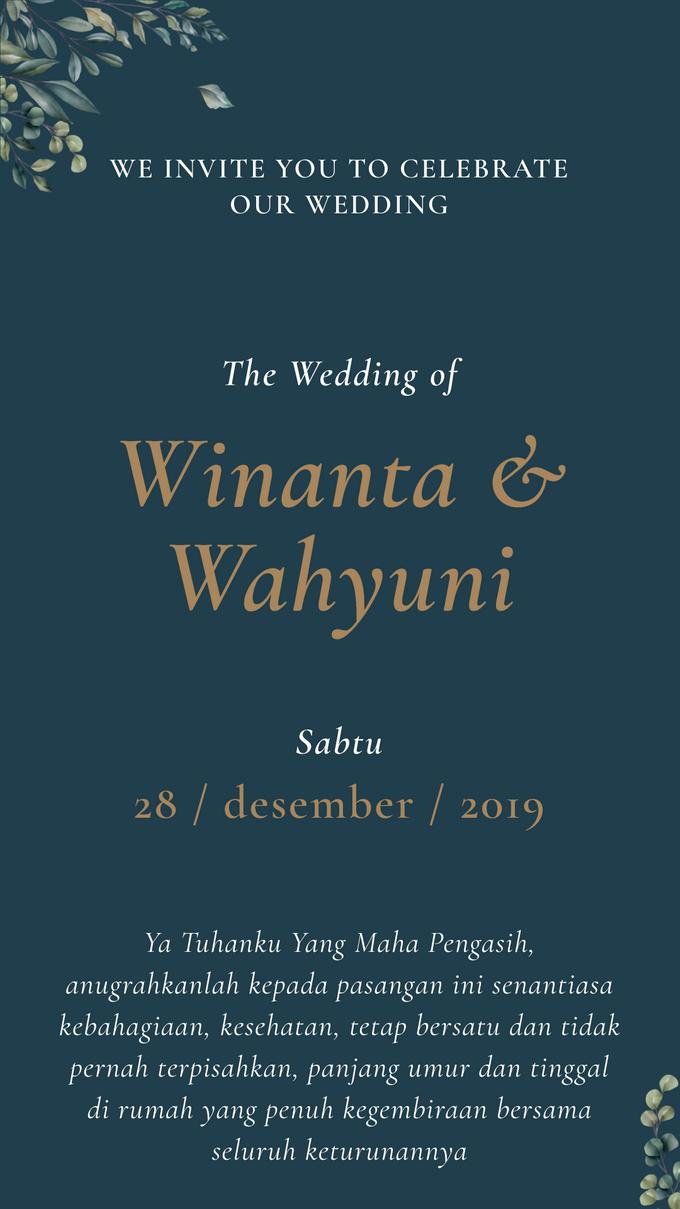 Winanta & Wahyuni Wedding - Undangan Online Desain Asana by Acarakami.com - 005
