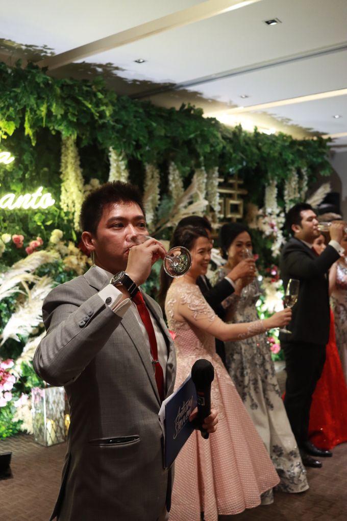 MC Engagement and Sangjit OnFive Grand Hyatt Jakarta - Anthony Stevven by Anthony Stevven - 004