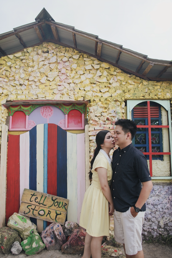 Prewedding Willy & Rina by Ace of Creative - 011