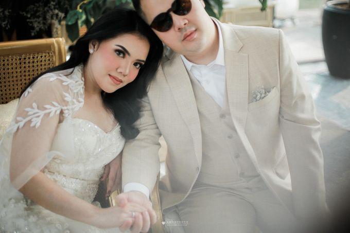 THE WEDDING OF SHABRINA & LUTHFI by Amorphoto - 003