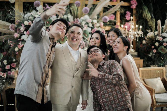 THE WEDDING OF SHABRINA & LUTHFI by Amorphoto - 004