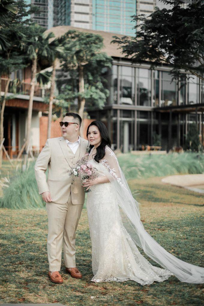 THE WEDDING OF SHABRINA & LUTHFI by Amorphoto - 006