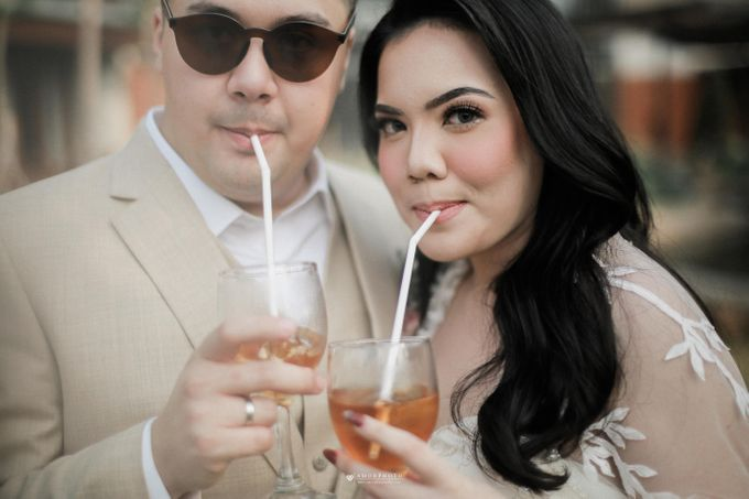 THE WEDDING OF SHABRINA & LUTHFI by Amorphoto - 007