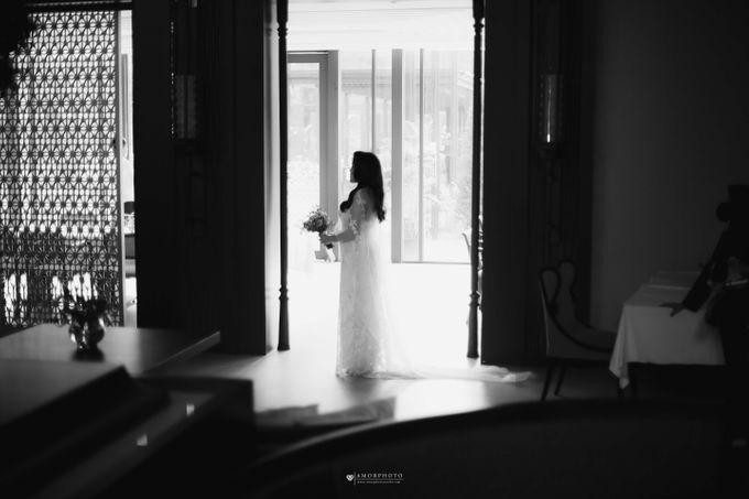 THE WEDDING OF SHABRINA & LUTHFI by Amorphoto - 010
