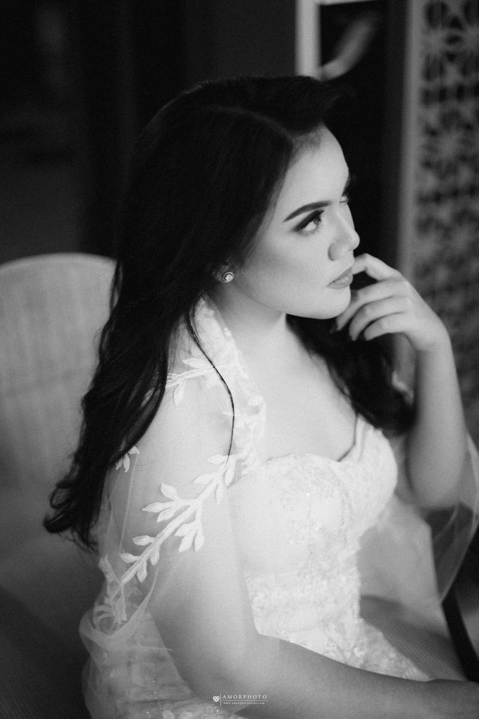 THE WEDDING OF SHABRINA & LUTHFI by Amorphoto - 009