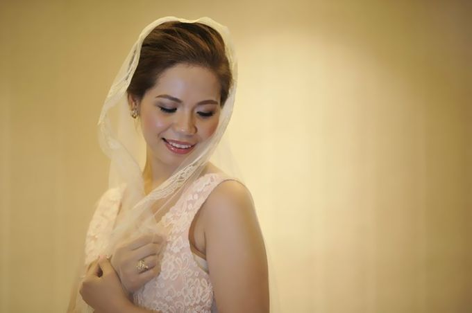 Real Brides by Melody Tinoy Makeup Artist - 002