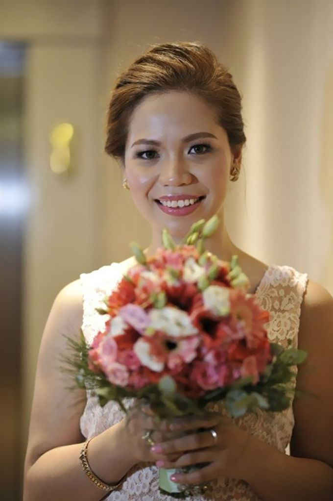 Real Brides by Melody Tinoy Makeup Artist - 003
