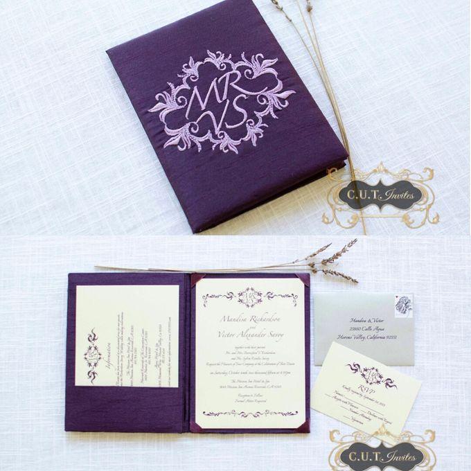 Couture Invitations by C.U.T Invites - 005