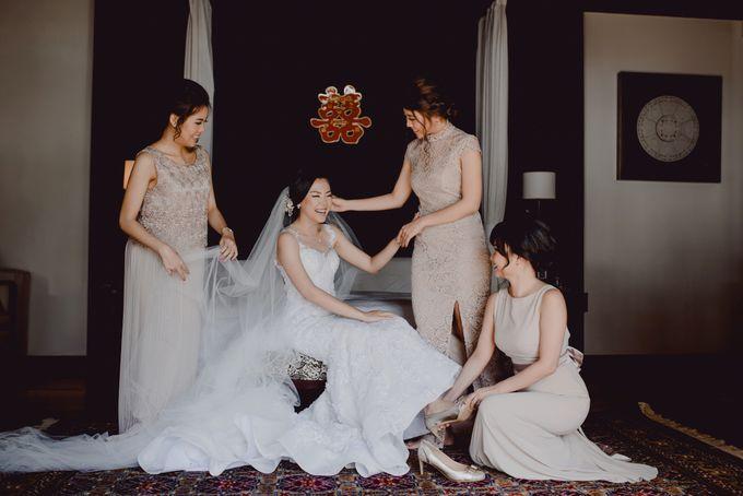 Erika & Darmawan Wedding Ceremony by ATIPATTRA - 007