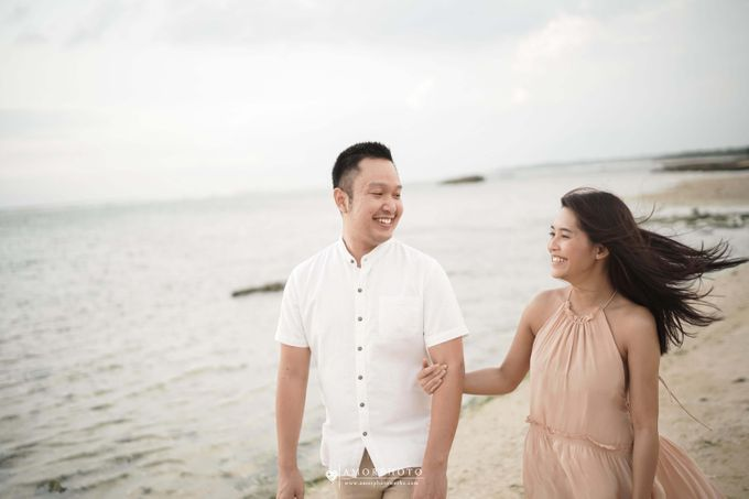 The Prewedding of Mayang & Gilang by Amorphoto - 001
