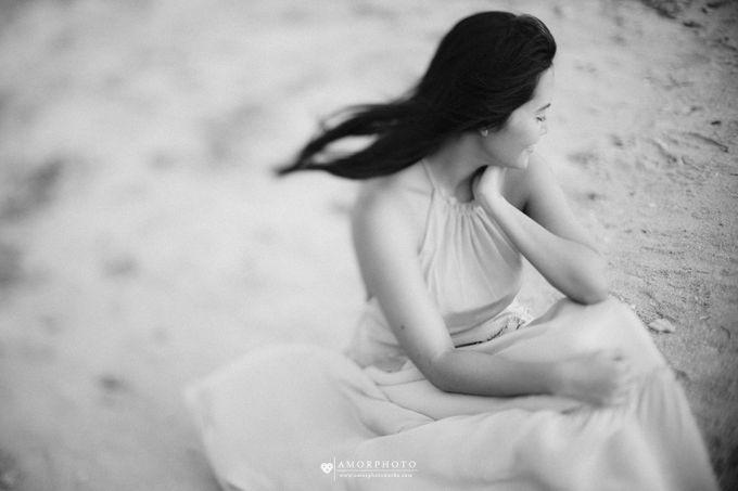 The Prewedding of Mayang & Gilang by Amorphoto - 003