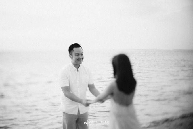 The Prewedding of Mayang & Gilang by Amorphoto - 004