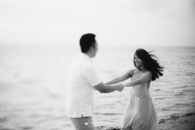 The Prewedding of Mayang & Gilang by Amorphoto - 005