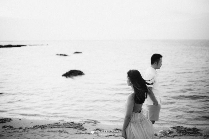 The Prewedding of Mayang & Gilang by Amorphoto - 006