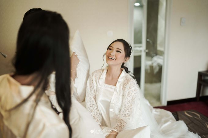 The wedding of Ameng & Intan by Amorphoto - 007