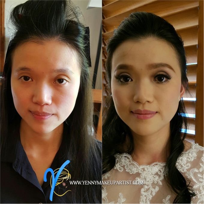 Before & After by Yenny Makeup Artist - 008