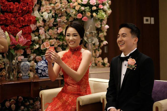 The Wedding of Rio & Melissa by Mandarin Oriental, Jakarta - 001