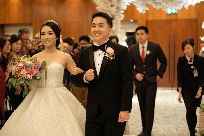 The Wedding of Rio & Melissa by Mandarin Oriental, Jakarta - 003