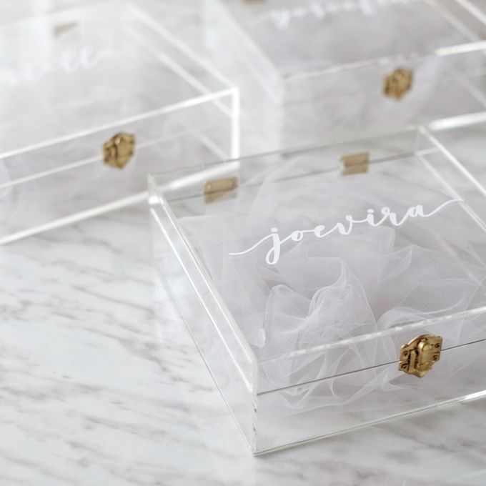 Acrylic Box by Cethereal.co - 011
