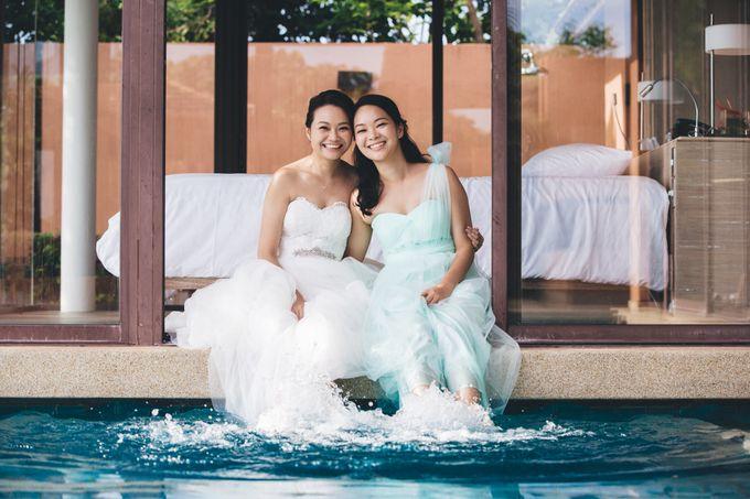 Sri Panwa Resort Phuket Wedding by Darren and Jade Photography - 010