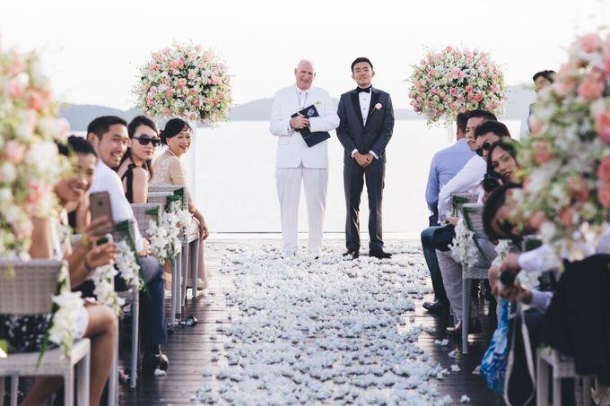 Sri Panwa Resort Phuket Wedding by Darren and Jade Photography - 019