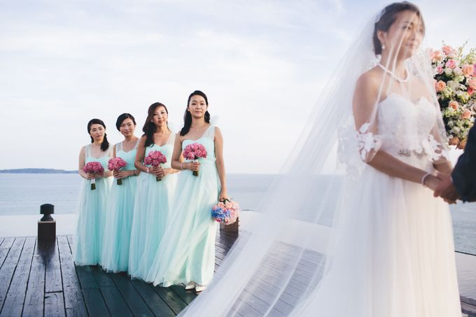 Sri Panwa Resort Phuket Wedding by Darren and Jade Photography - 028