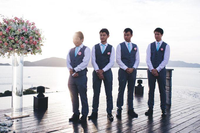 Sri Panwa Resort Phuket Wedding by Darren and Jade Photography - 031