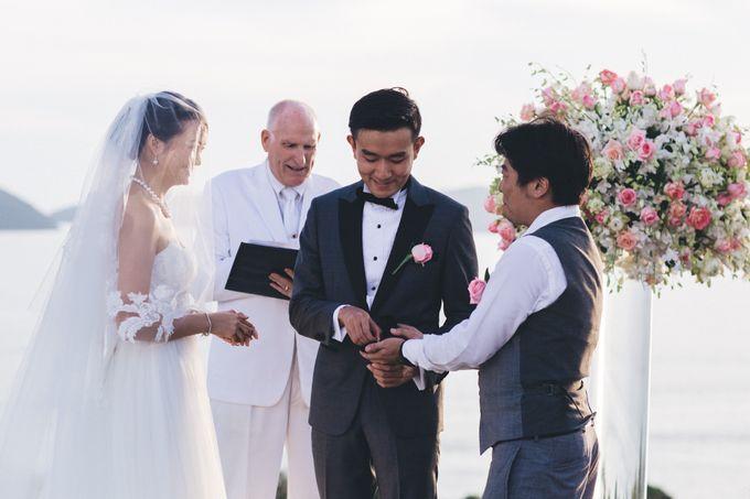 Sri Panwa Resort Phuket Wedding by Darren and Jade Photography - 033