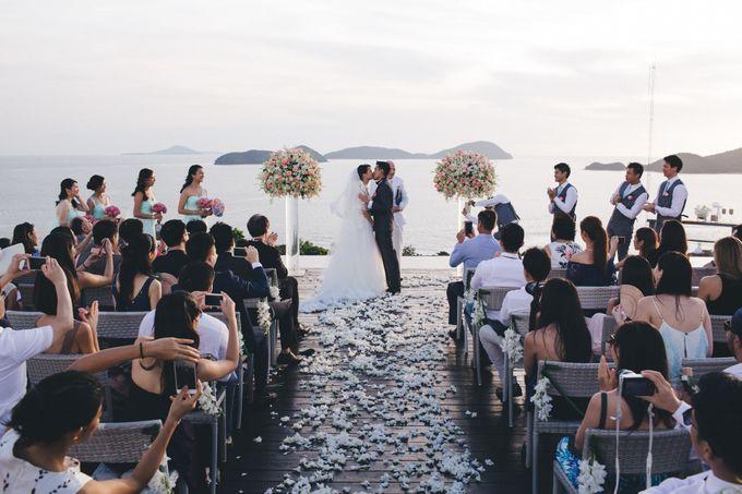 Sri Panwa Resort Phuket Wedding by Darren and Jade Photography - 042