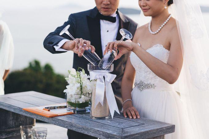 Sri Panwa Resort Phuket Wedding by Darren and Jade Photography - 043