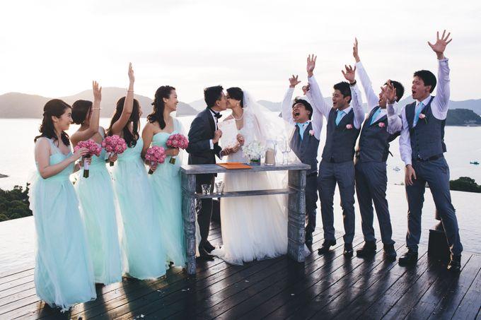 Sri Panwa Resort Phuket Wedding by Darren and Jade Photography - 045