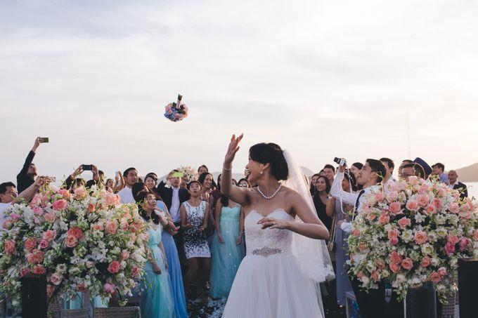 Sri Panwa Resort Phuket Wedding by Darren and Jade Photography - 047