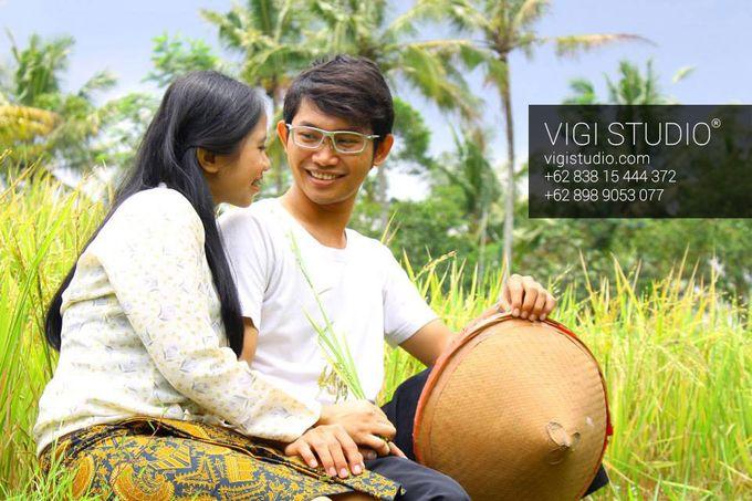 Euis & Acul Pre Wedding by VIGI STUDIO - 001