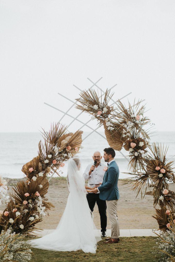 The Wedding of Angelita & Carlos by EstherKwanmua - 015