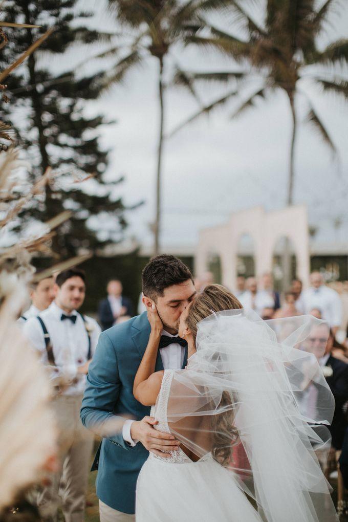 The Wedding of Angelita & Carlos by EstherKwanmua - 016