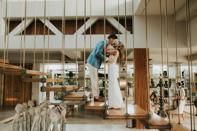 The Wedding of Angelita & Carlos by EstherKwanmua - 022