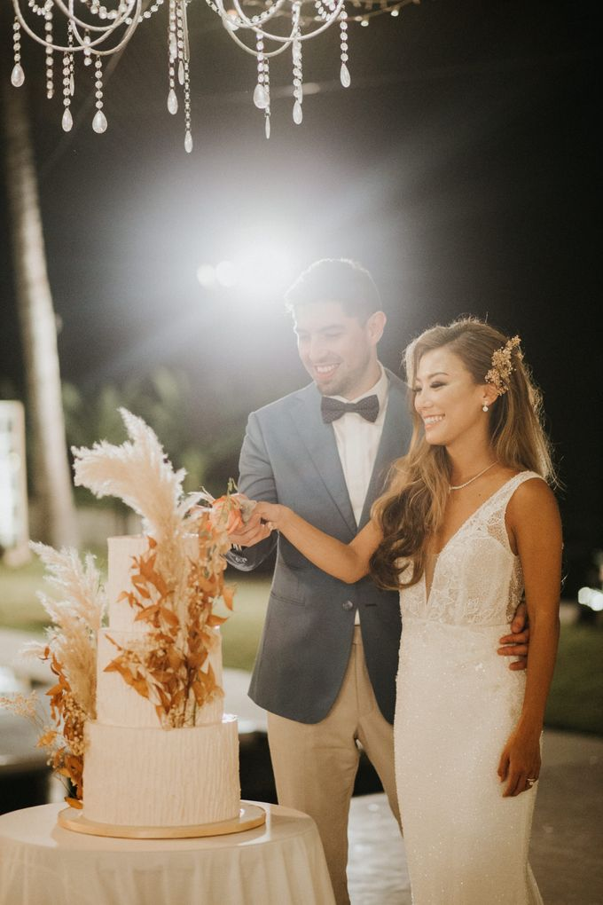 The Wedding of Angelita & Carlos - Part Two by EstherKwanmua - 023