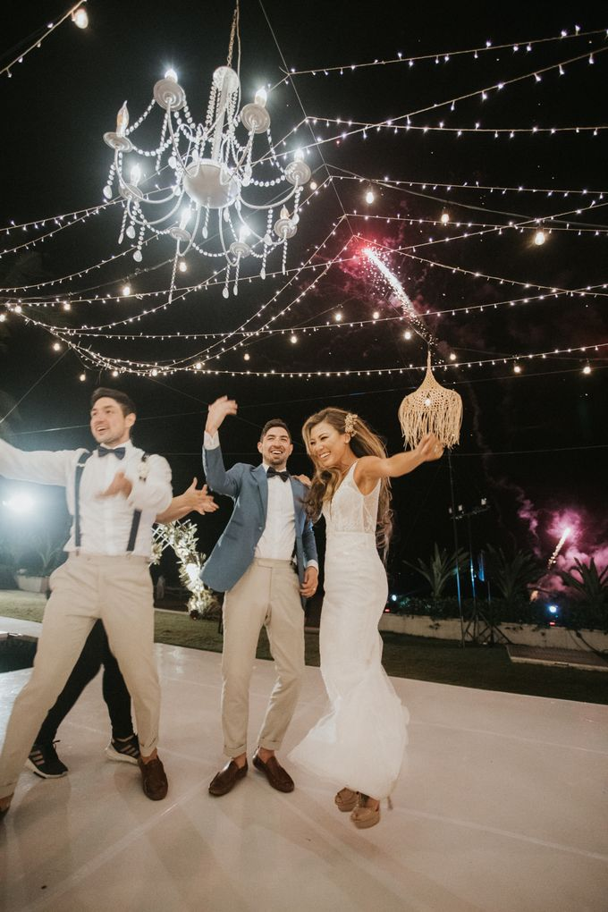 The Wedding of Angelita & Carlos - Part Two by EstherKwanmua - 029